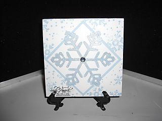 Snowflake CD WM