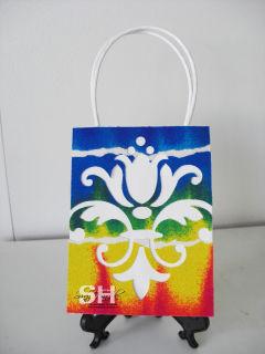 Ligheter WM Batik Bag
