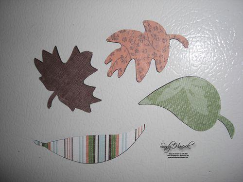 Leaf Magnets