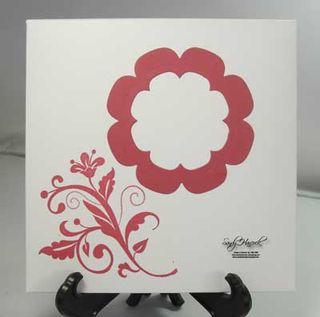 FloralFramesEnvelope