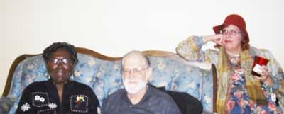 XmasPartyChloe,Mark,Joanna
