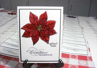 PoinsettiaChristmasCard