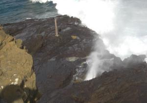 HawaiiThursdayBlowhole
