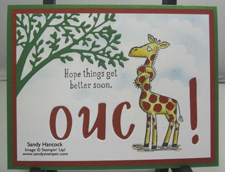 BackonYourfeetGiraffe